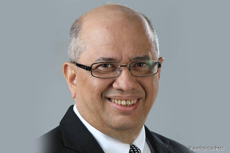 Syed Hussian取代Mohd Nasir 担任首要媒体主席